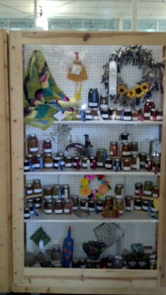 More on display at the Delta Fair. Photo by Mary Katherine DeWane.