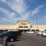 The Kroger Store at Poplar Plaza; the violence in September ensued outside. Photo by Elle Perry.