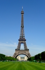 The Eiffel Tower is the most recognizable landmark in Paris and is known worldwide as a symbol of France.